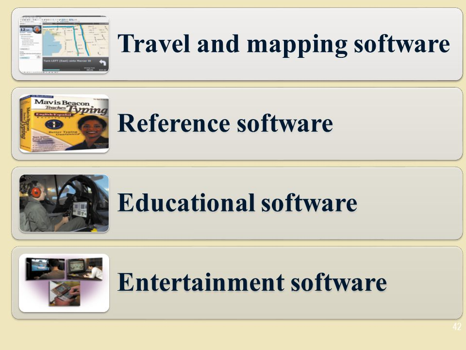 Travel and mapping software