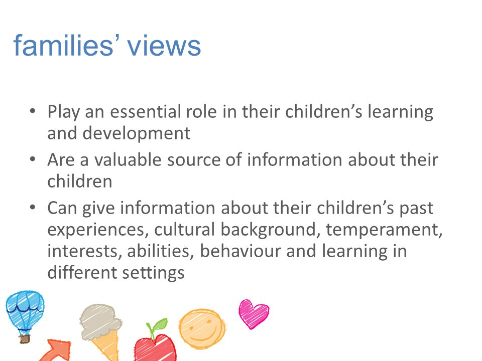 the essential role of computers for the development of children Assessing young children 2  of various national organizations on the essential role of assessment and  recommendations for literacy development and the role of.