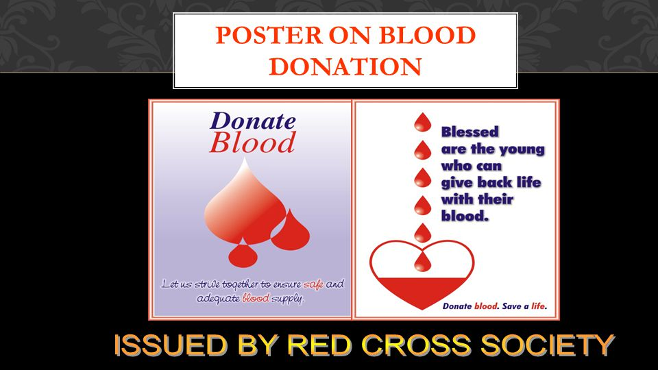 persuasive essays on donating blood