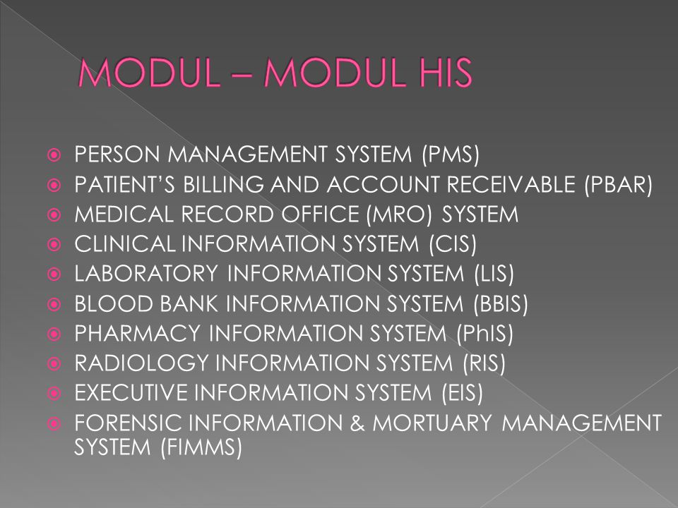 patient information and billing system Hi i want to share this system entitled patient information and billing system created using vbnet as frontend and sql server 2000 as backend this system features.