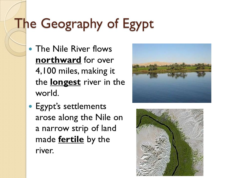 egypt and its geographical features Egypt weather and climate guide showing you the best time to visit and required clothing in egypt also has geography information.