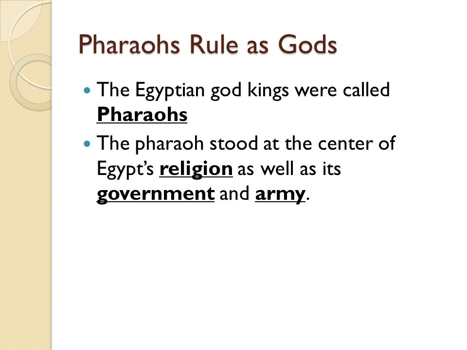 history of egypt and its religion and pharaohs Since antiquity, egypt has been a center for religious thought although it has  long since passed into the annals of history, the religion of the pharaohs was.