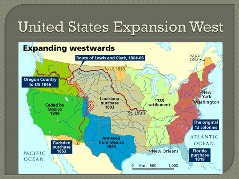united states westward expansion essay Manifest destiny: manifest destiny, the supposed inevitability of continued westward expansion of the boundaries of the united states during the 19th century.
