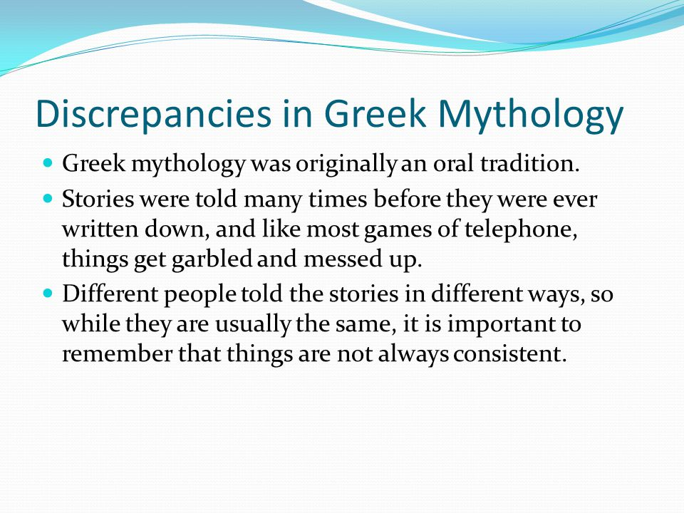 Why is it important to study mythology - answers.com