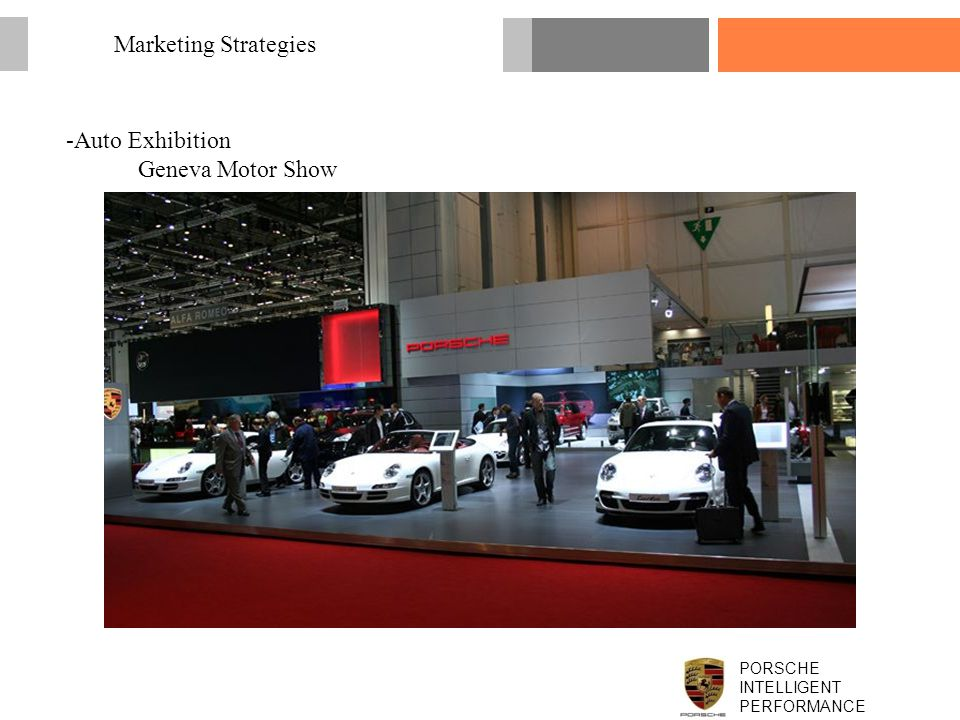 Porsche hybrid series porsche intelligent performance for Marketing strategy of nissan motor company