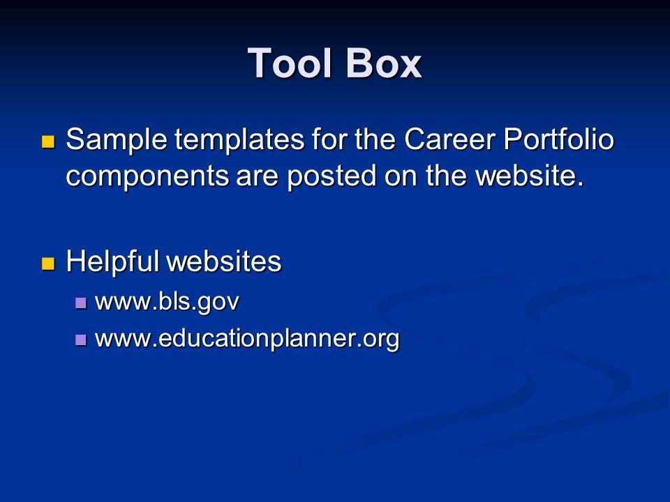 career portfolio project ppt video online download. Black Bedroom Furniture Sets. Home Design Ideas