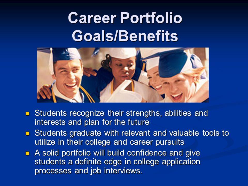 career portfolio essay