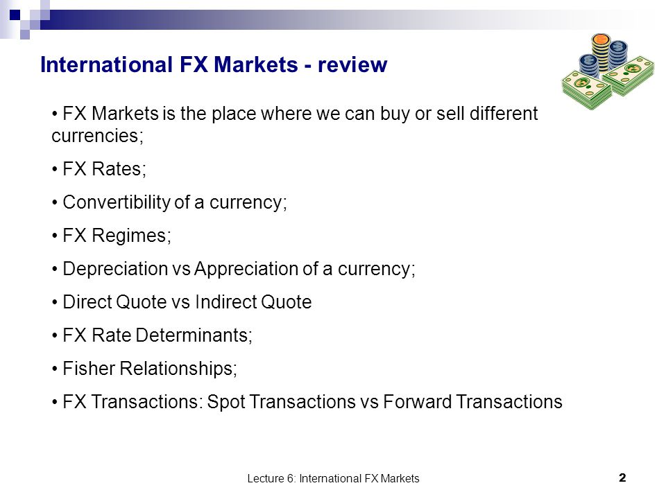 Fx direct vs indirect quote
