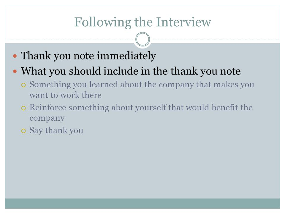 how to say thank you for following the case