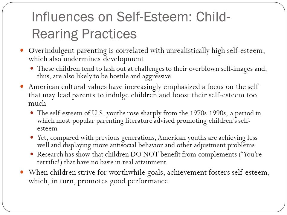 cultural influence in child rearing how does it affect behavior Parents influence their children through what does it matter do parenting styles affect child style—as defined by western psychologists—doesn't have an exact counterpart in traditional chinese child-rearing (chao 1994) perhaps such cultural differences can explain why.