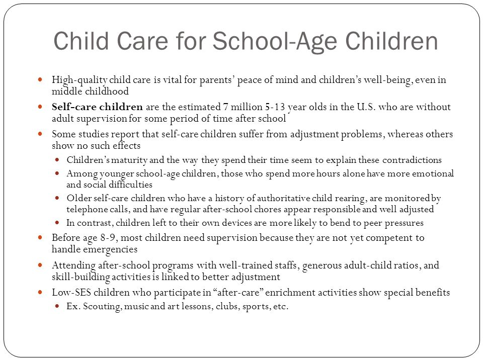 Emotional And Social Development In Middle Childhood Ppt