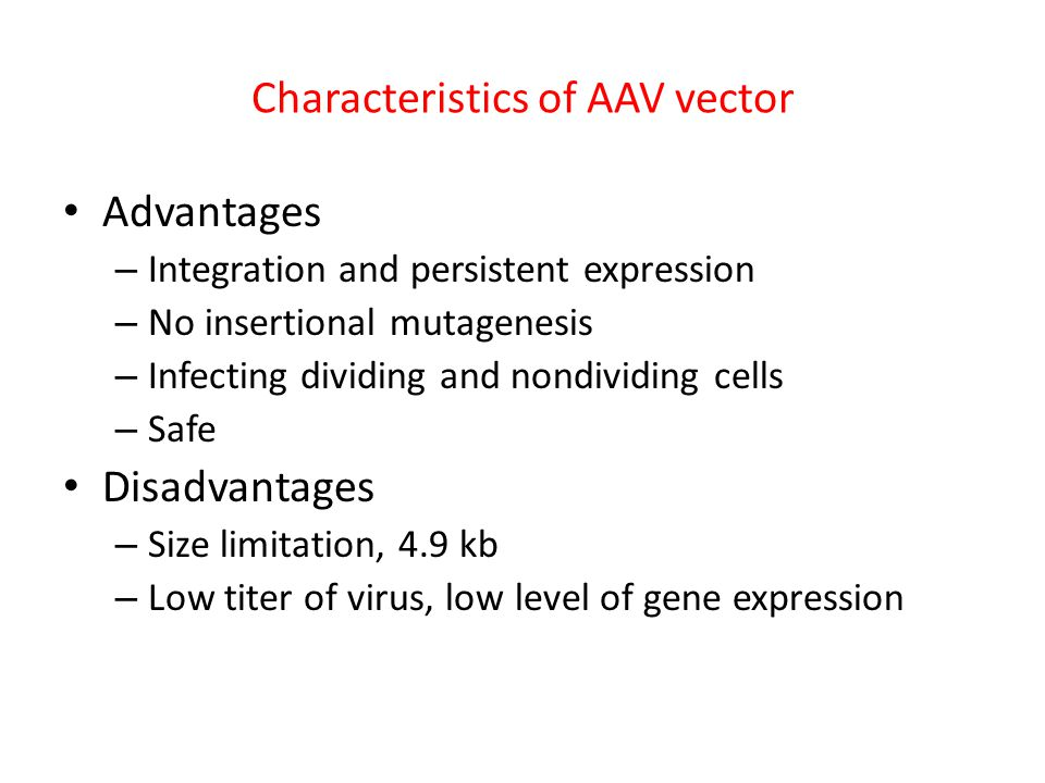 advantages and disadvantages of gene therapy pdf