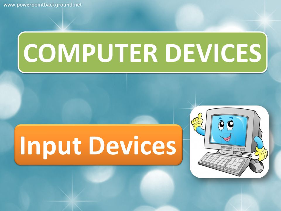 computer devices input devices output devices storage