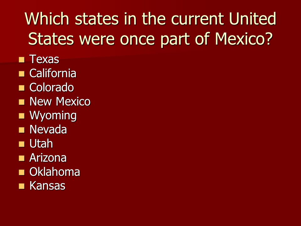 Bell Work Using Graphics Ppt Download - Is new mexico part of the united states