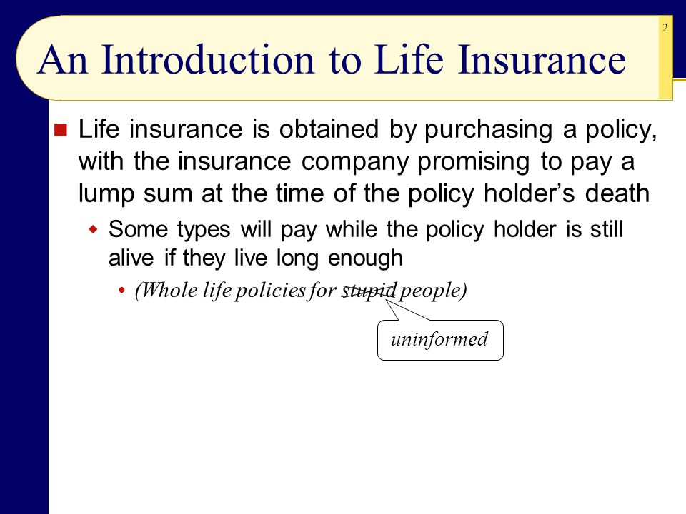 introduction of life insurance Introduction to reinsurance 5 niques like underwriting, administration of the policies and claims  this is particularly true in the case of life insurance business.