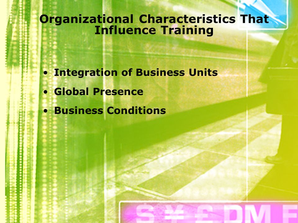 the influence of organizational and human The impact of strategic human resource management on organizational performance 102 the people who make up an organization -human resources- are.