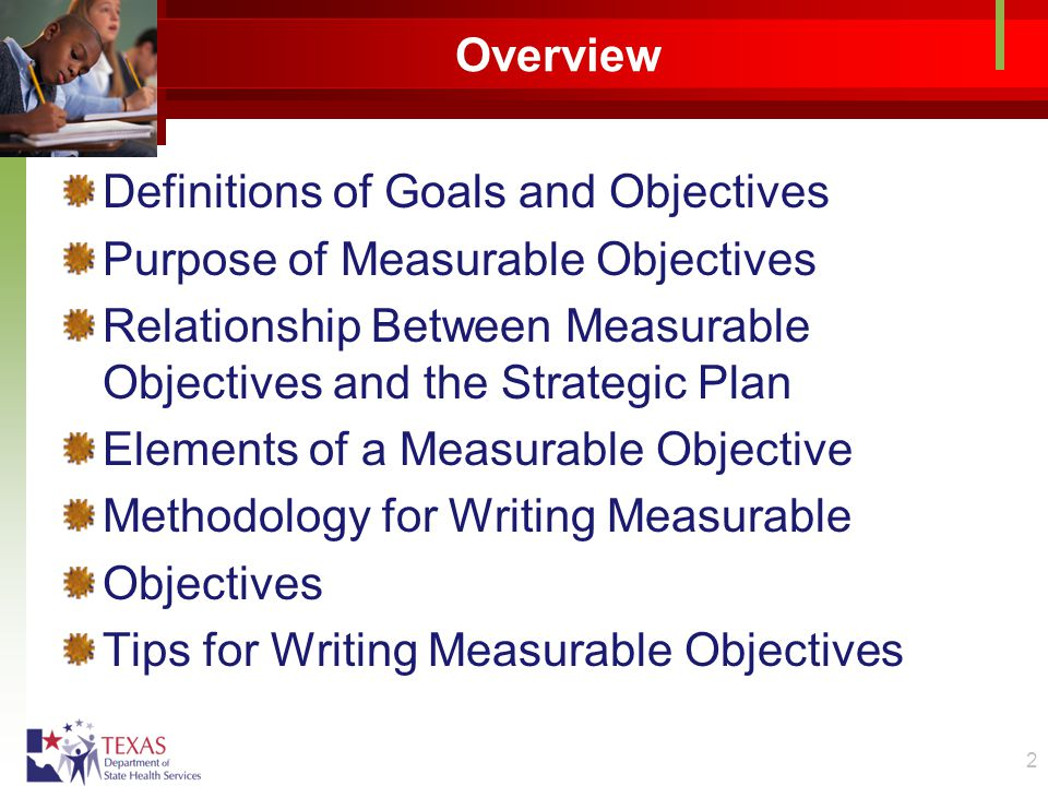 what is the relationship between lesson planning objectives and goals