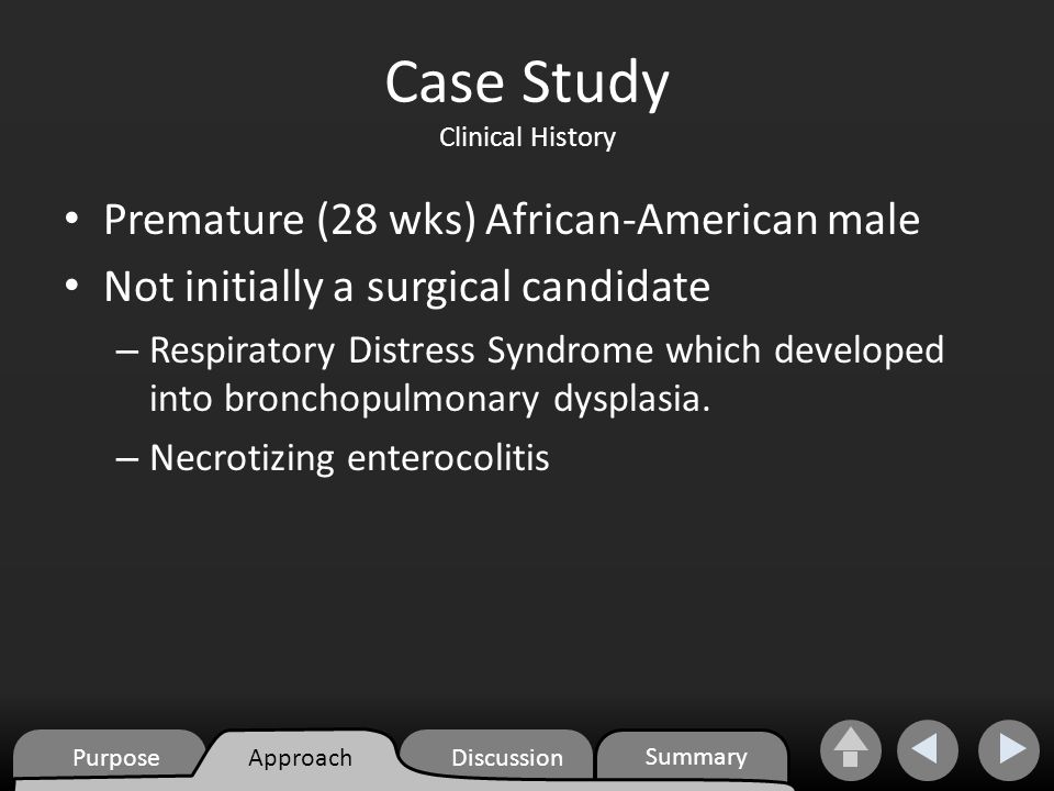 Bronchopulmonary Dysplasia | National Heart, Lung, and ...