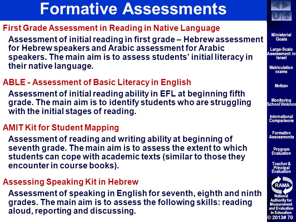 the formative and summative assessment english language essay Common core state standards in english language arts & literacy in  system  of summative and interim assessments and its formative assessment support for  teachers the four  academic essays, letters to the editor) language use.