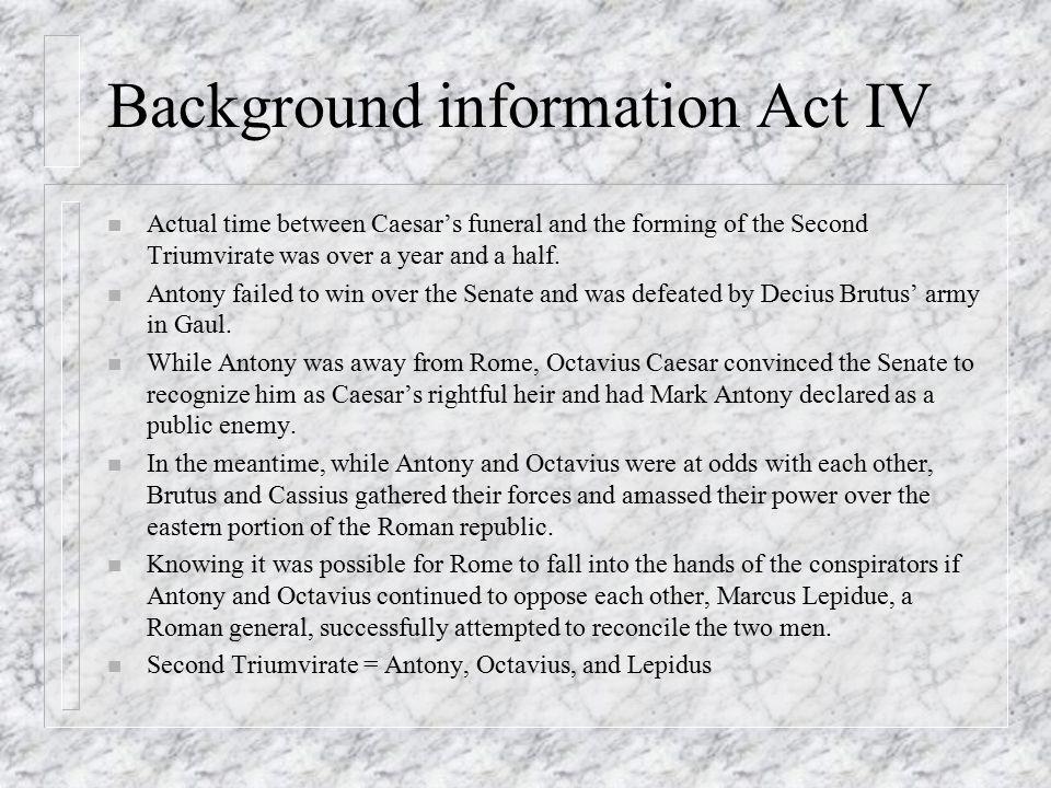 info julius caesar