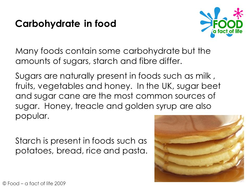 Carbohydrate and its functional properties in food products ppt carbohydrate in food many foods contain some carbohydrate but the amounts of sugars starch and workwithnaturefo