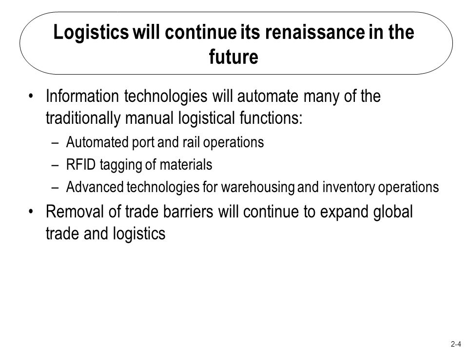 "logistics and trade in the future Consensus reached at the session on ""the future of logistics"" during the boao forum for asia annual conference 2018:achieve growth in changes and jointly  on april 9, 2018, the session on ""the future of logistics"" of the."