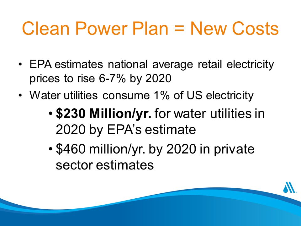 Clean Power Plan = New Costs