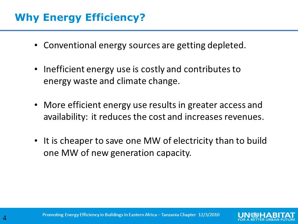 Conventional energy sources are getting depleted.