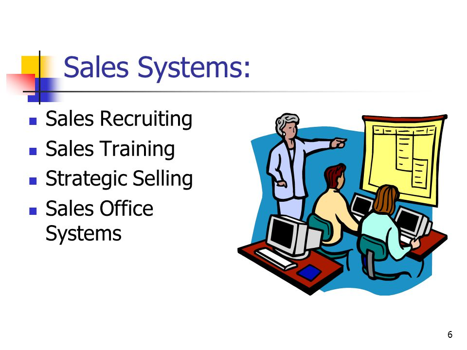 recruitment and selection os a sales