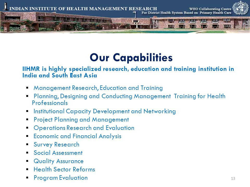 Management Research, Education and Training