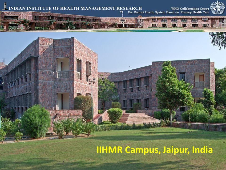 IIHMR Campus, Jaipur, India