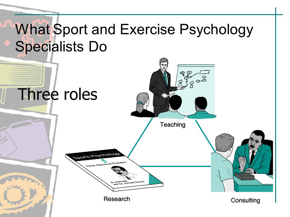 understanding sports psychology in the context of self confidence on sports activity Ajzen 1991)—or, in the context of exercise psychology physical activity psychology of sport and exercise self-esteem in sport and exercise.
