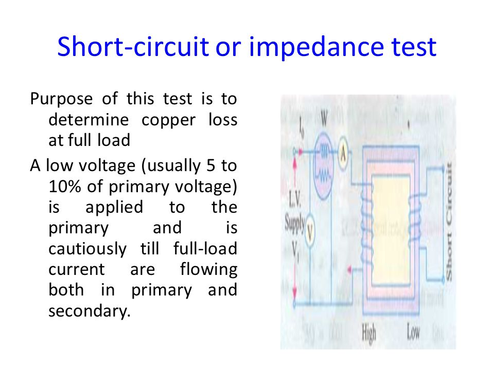 how to test a low volt live circuit
