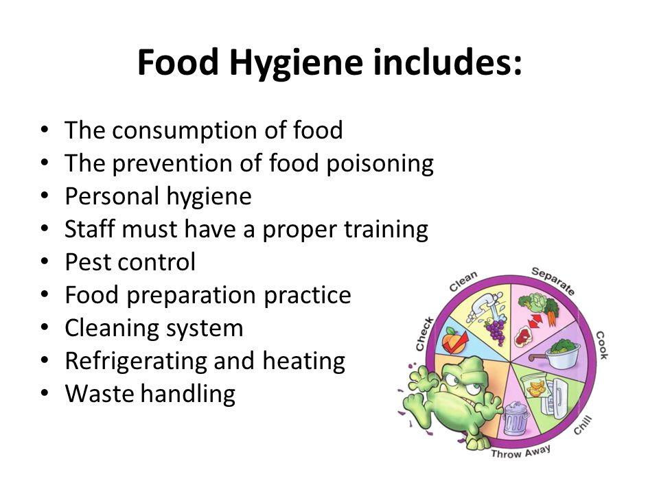 developing awareness of food hygiene Food sold are safe for consumption each stall has to display hygiene certificate which spells out a the hygiene grade a,b,c or d (see figure 6and annex a) of the stall.