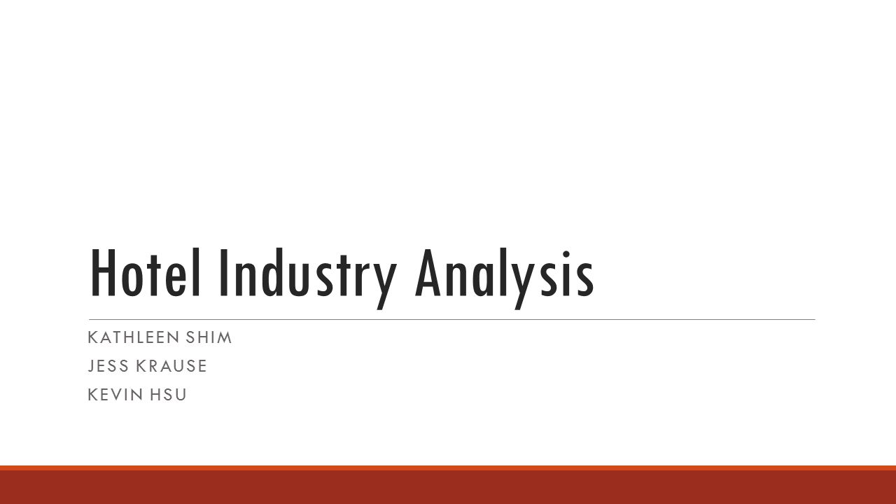analysis of hospitality industry in mauritius This page provides a summary of the findings of the survey carried out by the   use of networks : about 294% of the mauritian hotels comprising mostly of the.