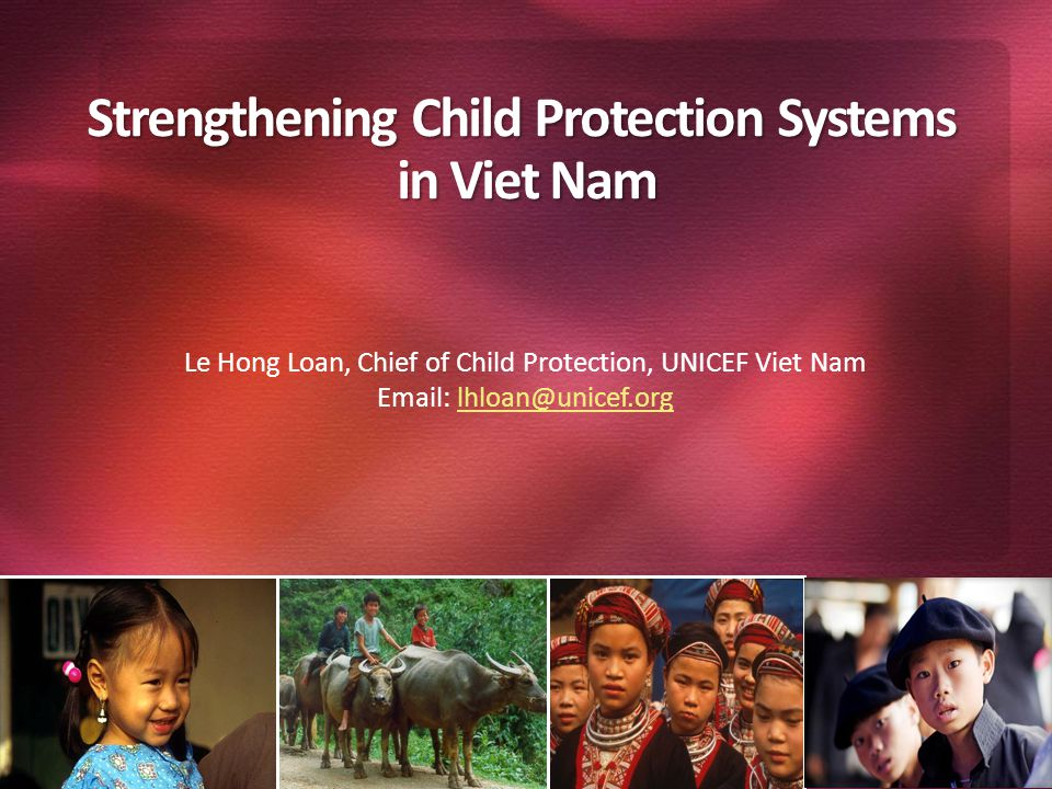 Strengthening Child Protection Systems in Viet Nam