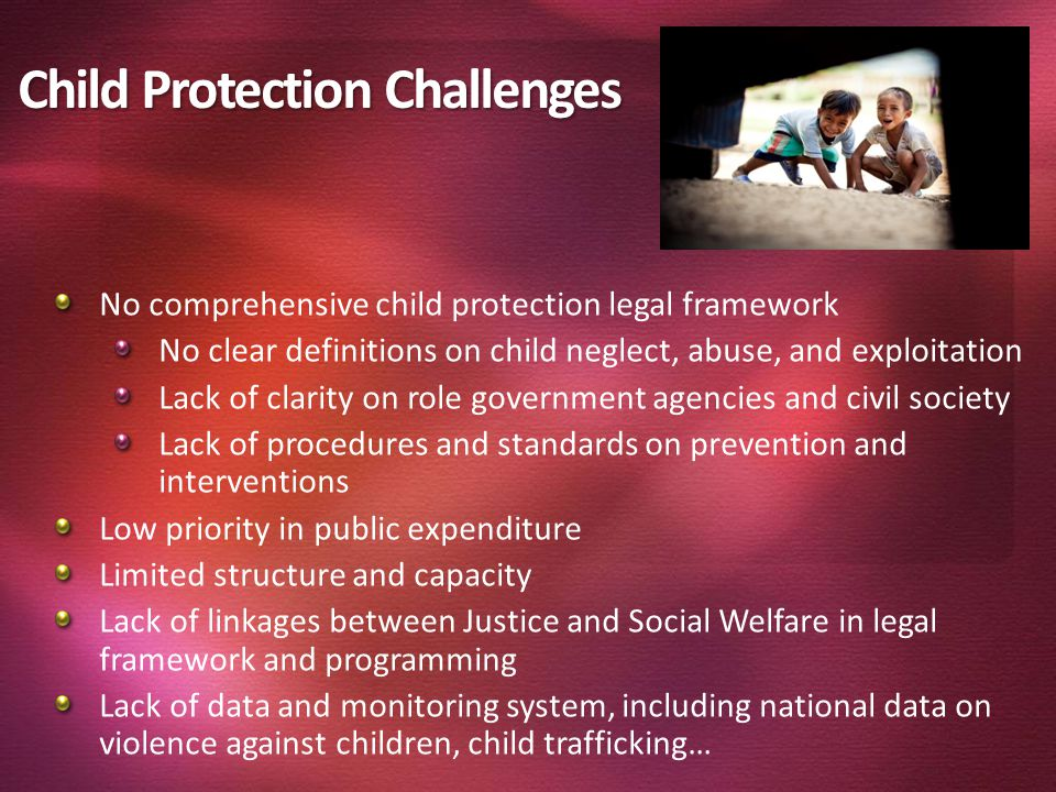 Child Protection Challenges
