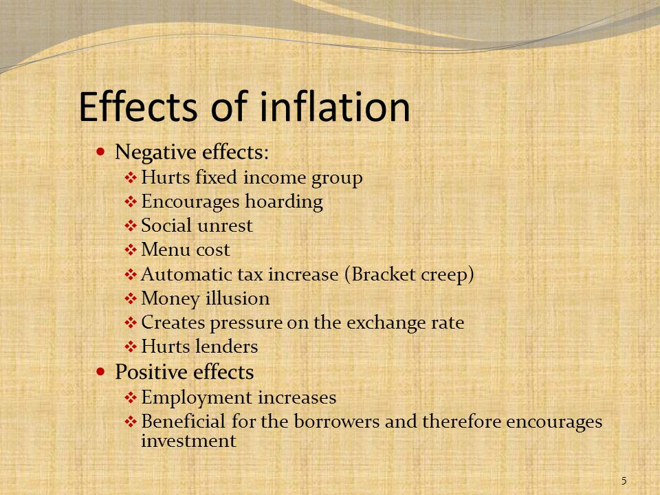 positive inflation rate One argument for a positive inflation rate is easy to understand, but i'm not sure it requires a rate as high as two percent that is the argument that inflation might get so low that we.