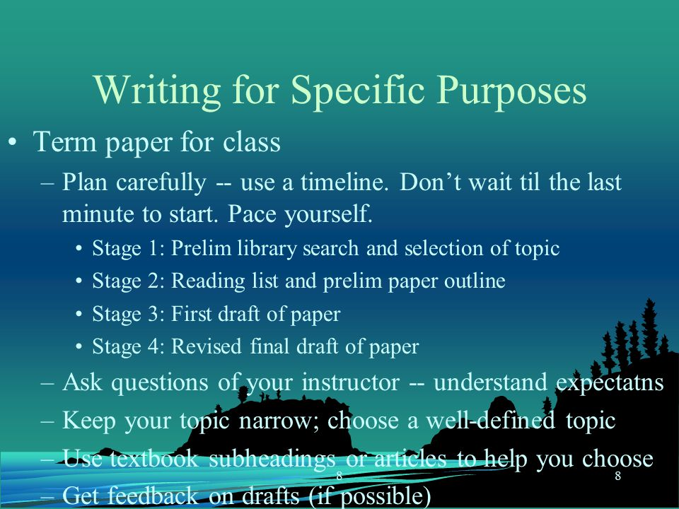 Writing Literature Reviews And Research Proposals  Ppt Download