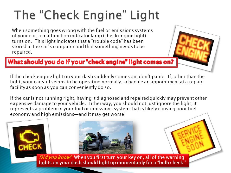 ElectricalFuel Systems Ppt Download - Car sign on dashboarddont panic common dashboard warnings you need to know part