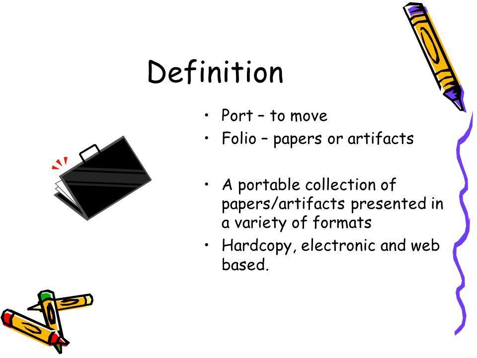 2 Definition ...
