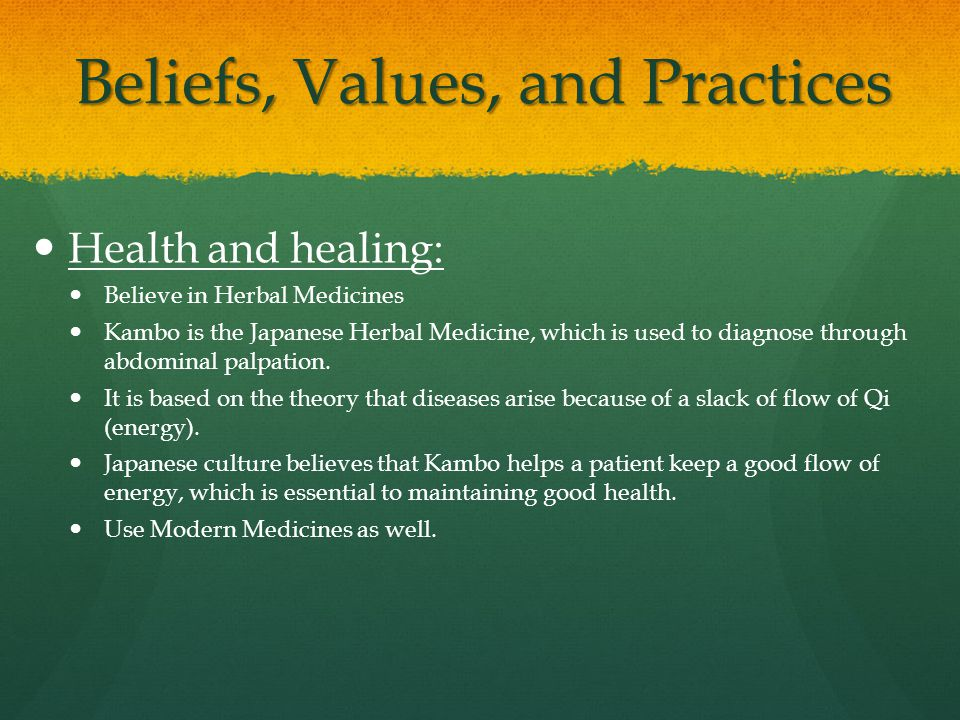 religious beliefs in health care 2 health care continues to mature the evidence is all around us thirty years ago, patient care was largely thought to involve simply the correct (health care andreligious beliefstable of contentsforward ).