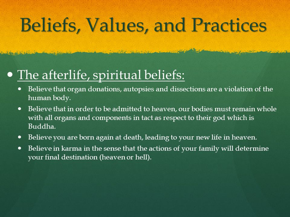 my beliefs and values Personal core values create your own list of core values our personal core values make us who we are and will dictate how we will react to life in general it is an important part of any personal growth plan and a key factor in shaping your attitude it should be part of our life lessons we need to look at from time to time what are values.