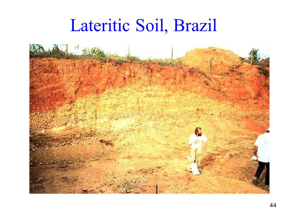 Weathering and rock breakdown ppt video online download for What minerals are found in soil