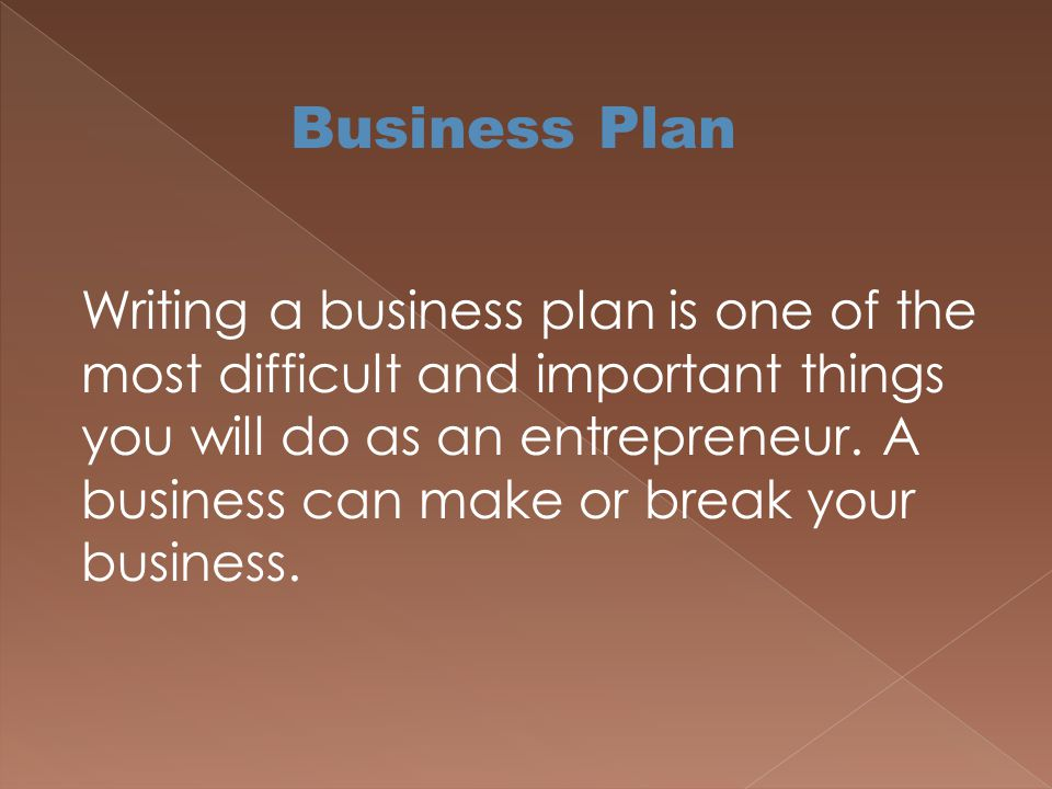 Writing a Business Plan: 9 Essential Sections