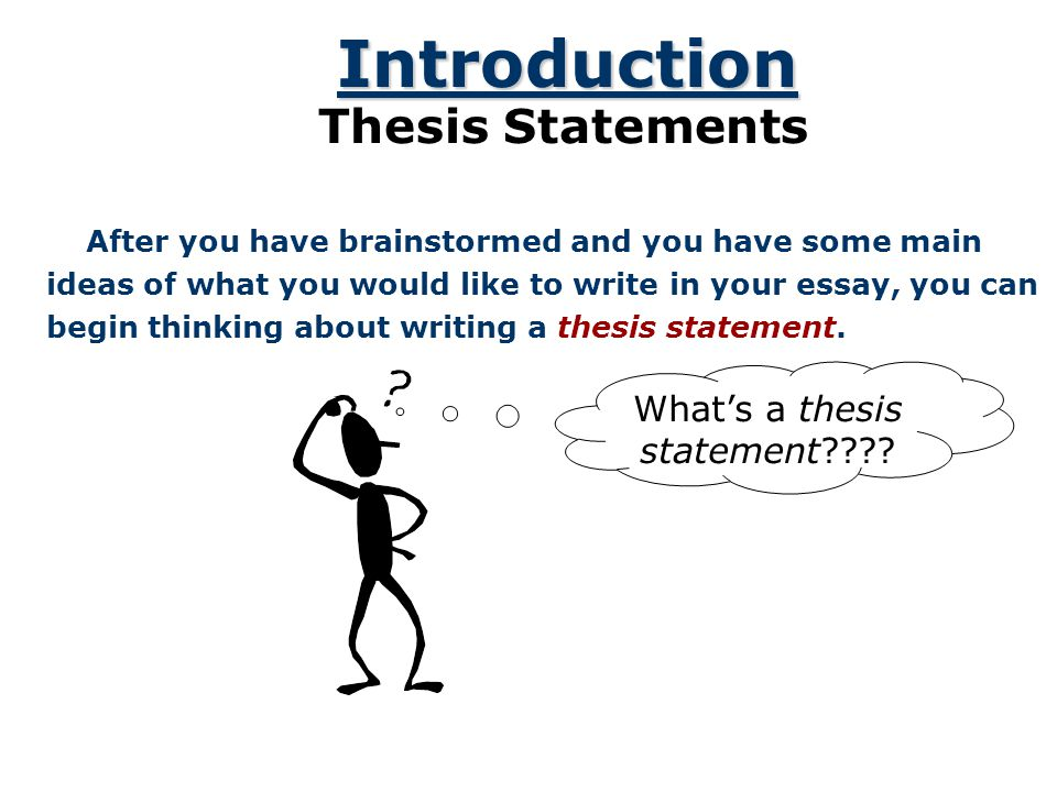 what is a thesis map Assignment summary: a thesis: •is the single most important passage in your paper your writing should be especially careful and clear here you don.