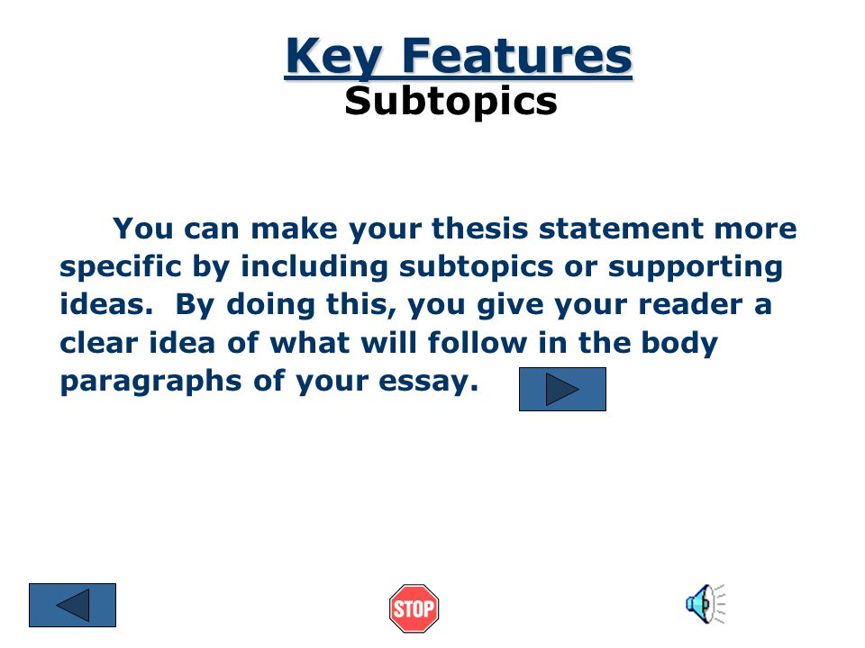 key to making a thesis statement This post dissects the components of a good thesis statement and gives 10 thesis statement examples to inspire your next argumentative essay essay writing log in 10 thesis sample.