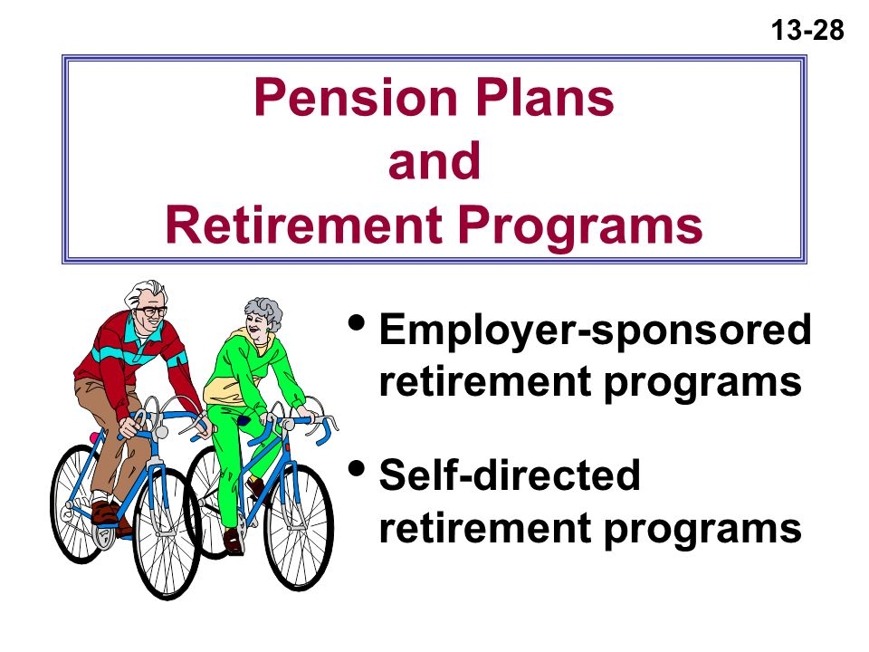 origins of employer sponsored retirement plans Employer-sponsored qualified retirement plans such as 401(k)s are some of the most powerful retirement savings tools available.