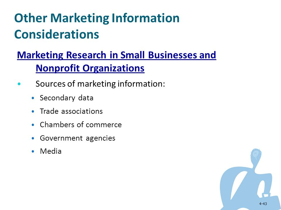 the importance of a marketing information The role of market information box 3 discusses the mis in zambia, which has played an important role in highlighting marketing possibilities for farmers who.