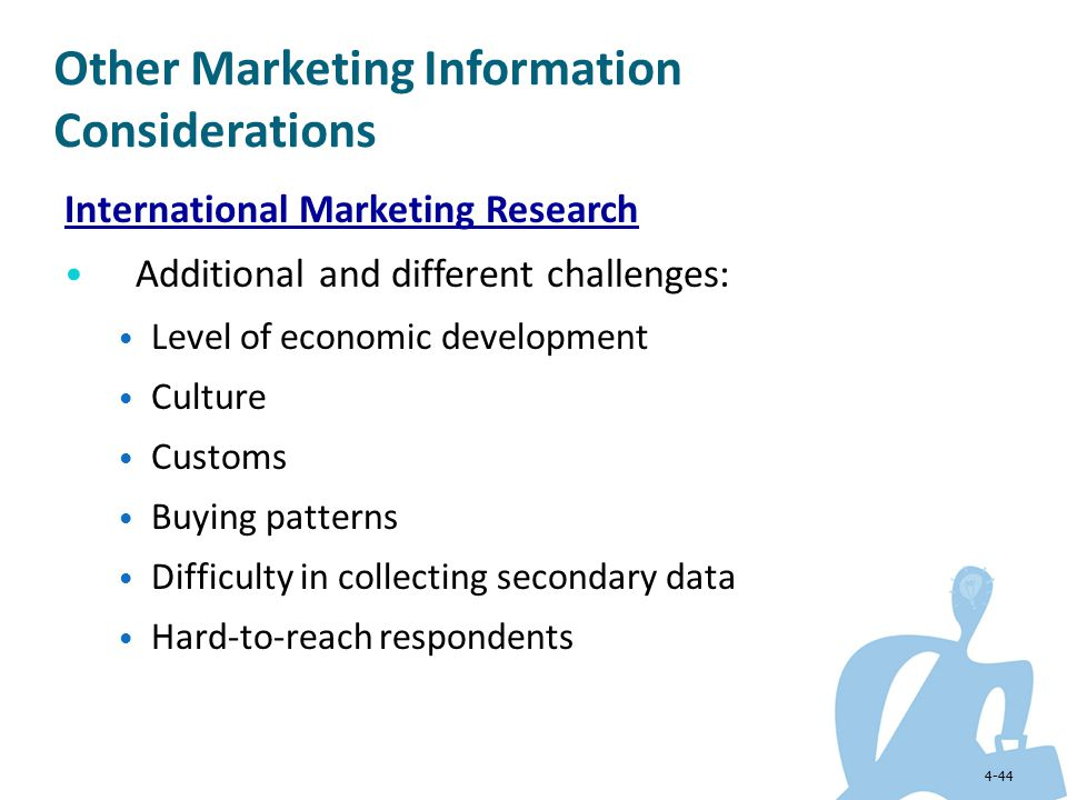 international marketing research challenges essay Request pdf on researchgate | international marketing research: opportunities and challenges in the 21st century | according to a recent and interesting revision of advances in international.